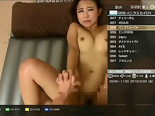 So cute Japanese hooker professional technic