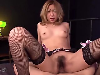 Rich Horny Housewife (Uncensored JAV)