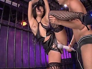 Fabulous Japanese chick in Horny Toys, BDSM JAV scene