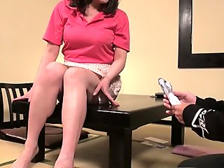 Hottest Japanese whore in Incredible Mature, HD JAV clip