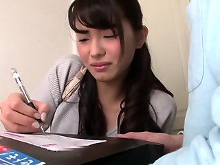 Best Japanese model in Fabulous Teens, HD JAV movie